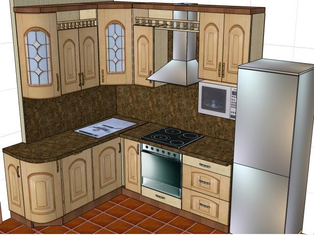 Кухни зо официальный сайт