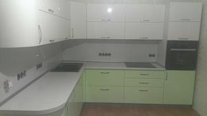 Кухня фасад крашеный МДФ-система